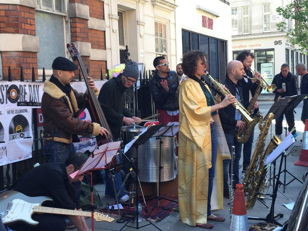 band in langham street