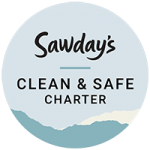 Sawdays Clean and Safe Guarantee