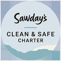 Sawdays Clean and Safe Guarantee